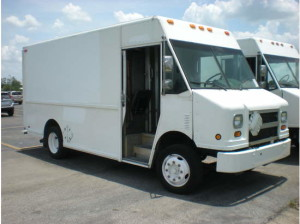 Step Van - Delivery Van Service and Repair - Consolidated Truck